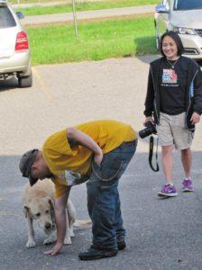 Rez Dog Training
